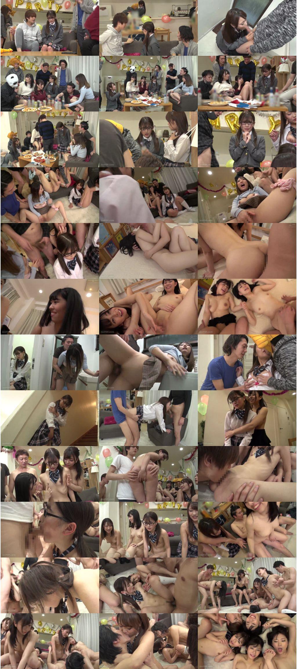 hunta 799 s - [HUNTA-799] 「友達の前でこんなエッチな姿するの恥ずかしい…、でも…」ヤリマン女子が連れてきたウブ制服女子が初めての乱交で乱れまくり! Kawajiri 女子校生 Takasaka Airi Misaki Azusa HHHグループ