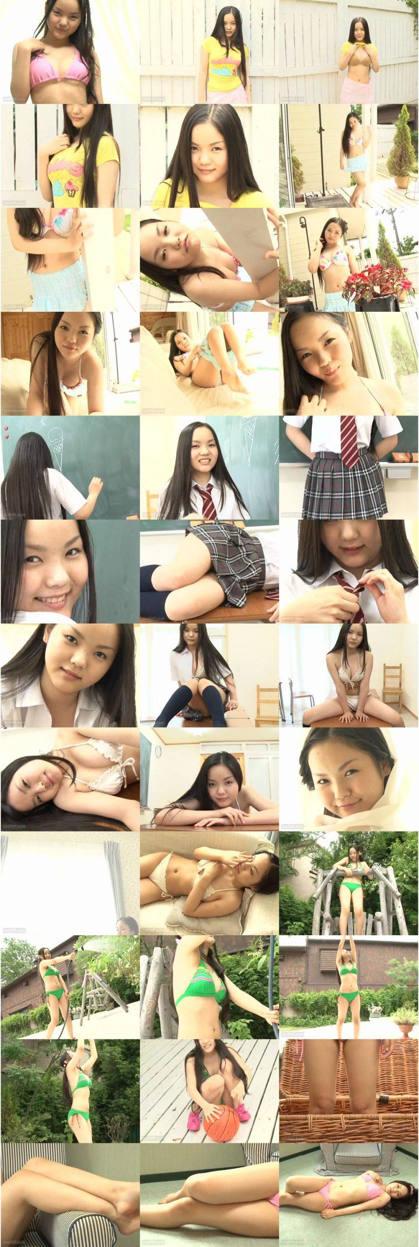 cpsky 201 sara mizuki s scaled - [CPSKY-201] 水城サラ Sara Mizuki – 14歳中2 @クレープDVD VOL.6