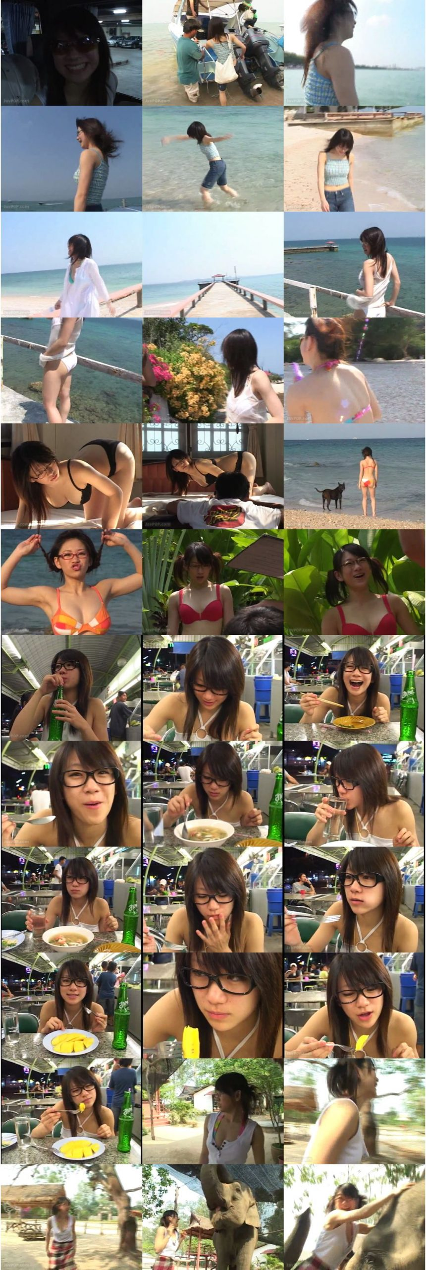 lpfd 7 ami tokito 1 s scaled - [LPFD-7] 時東ぁみ Ami Tokito – Occhiali